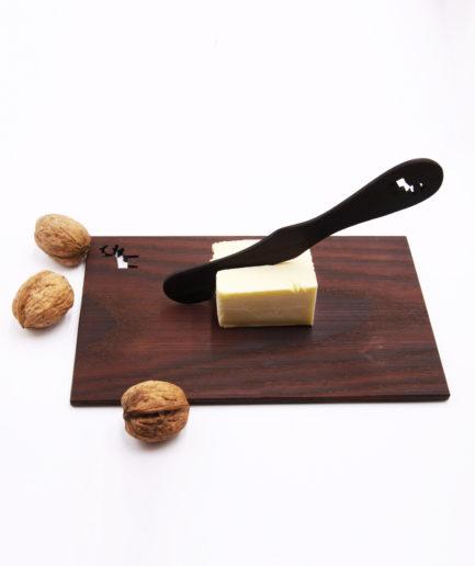 Skandinavisk hemslojd planchette couteau beurre